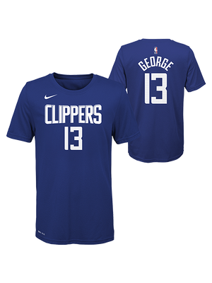 LA Clippers Youth Paul George Icon T-Shirt