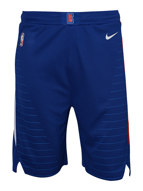 LA Clippers Youth Icon Swingman Shorts