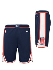 LA Clippers City Edition Youth Swingman Shorts