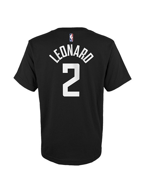 LA Clippers Youth Kawhi Leonard Statement Player T-Shirt