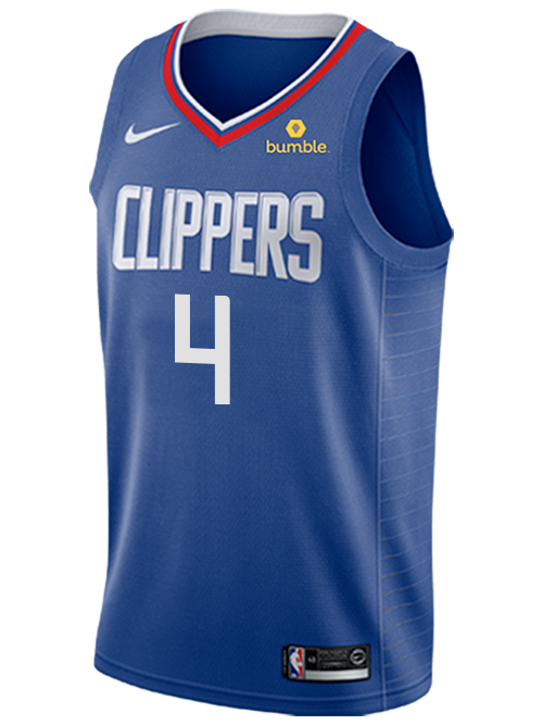 LA Clippers JaMychal Green Icon Swingman Jersey