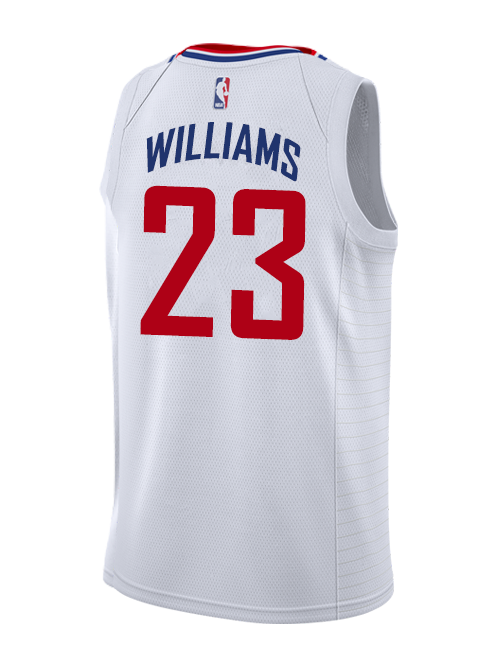 LA Clippers Lou Williams Association Swingman Jersey