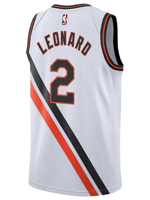 LA Clippers Classic Edition Buffalo Braves Kawhi Leonard Swingman Jersey