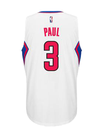 Los Angeles Clippers Youth Chris Paul Home Swingman Jersey