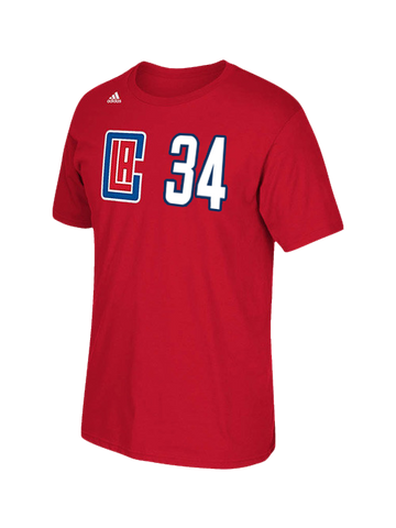 Los Angeles Clippers Authentic Road Paul Pierce Player T-Shirt