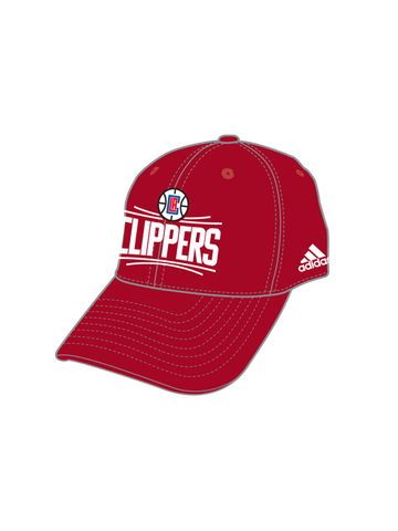 Los Angeles Clippers Primary Logo Structured Adjustable Cap