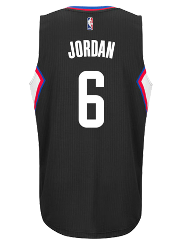 LA Clippers DeAndre Jordan Alternate Swingman Jersey