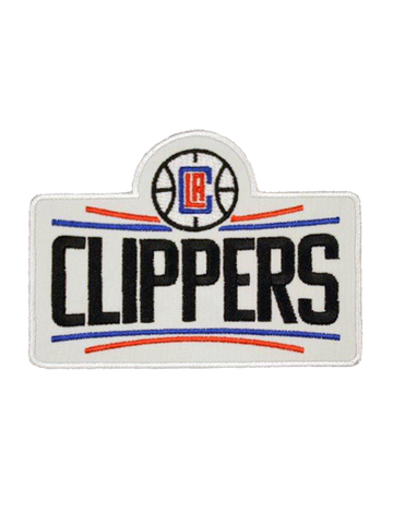 LA Clippers Primary Logo Patch