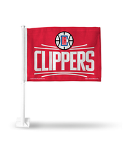 LA Clippers Car Flag