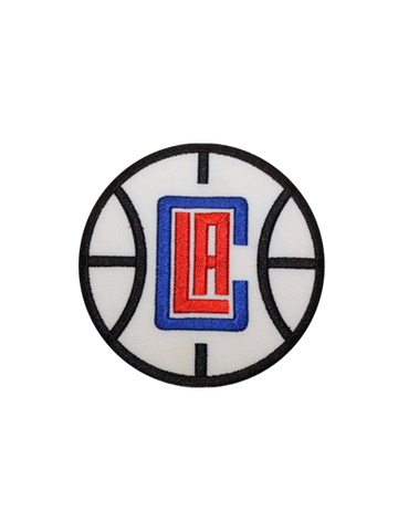Los Angeles Clippers Basketball Logo Patch