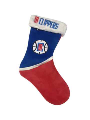 LA Clippers Stocking