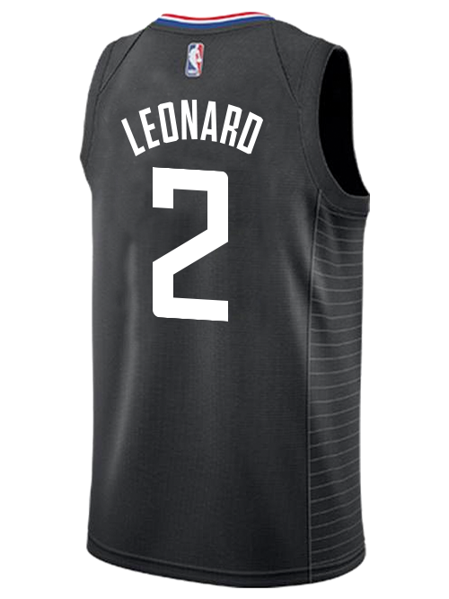 LA Clippers Kawhi Leonard Statement Swingman Jersey