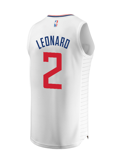 LA Clippers Kawhi Leonard Association Replica Jersey