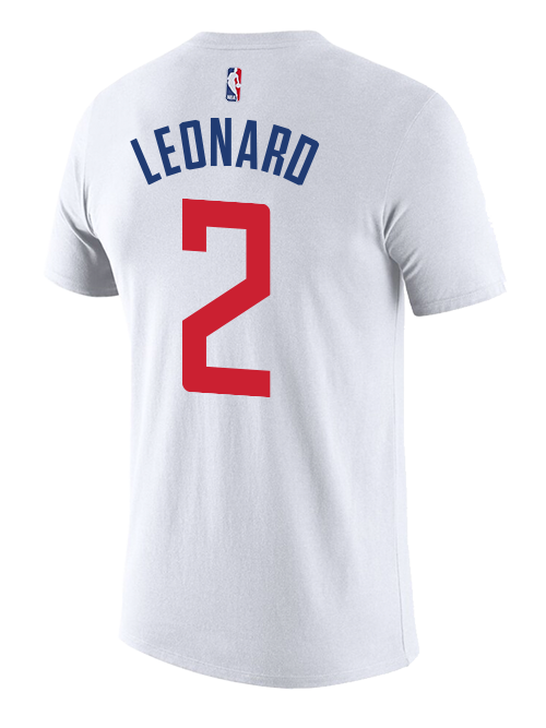LA Clippers Kawhi Leonard Association Player T-Shirt