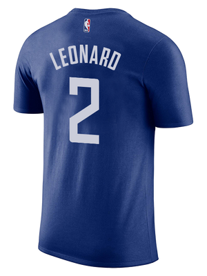 LA Clippers Kawhi Leonard Icon Player T-Shirt