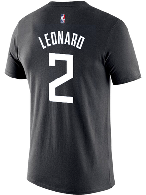 LA Clippers Kawhi Leonard Statement Player T-Shirt