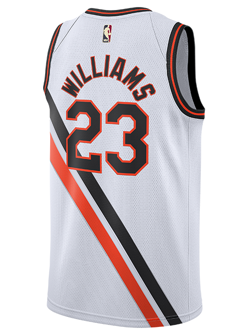 LA Clippers Classic Edition Buffalo Braves Lou Williams Swingman Jersey