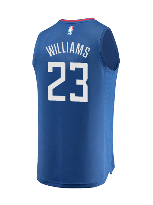 LA Clippers Youth Lou Williams Icon Replica Jersey