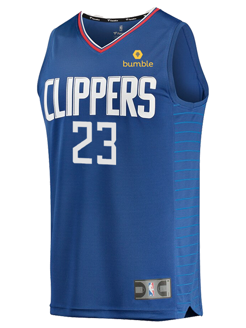 LA Clippers Lou Williams Icon Replica Jersey