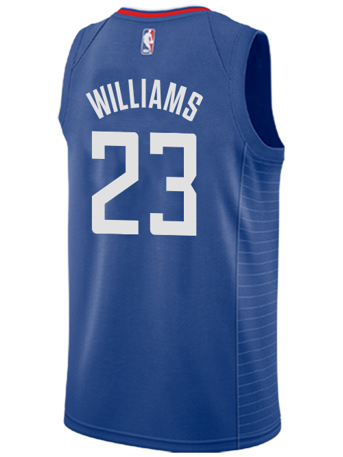 LA Clippers Lou Williams Icon Swingman Jersey