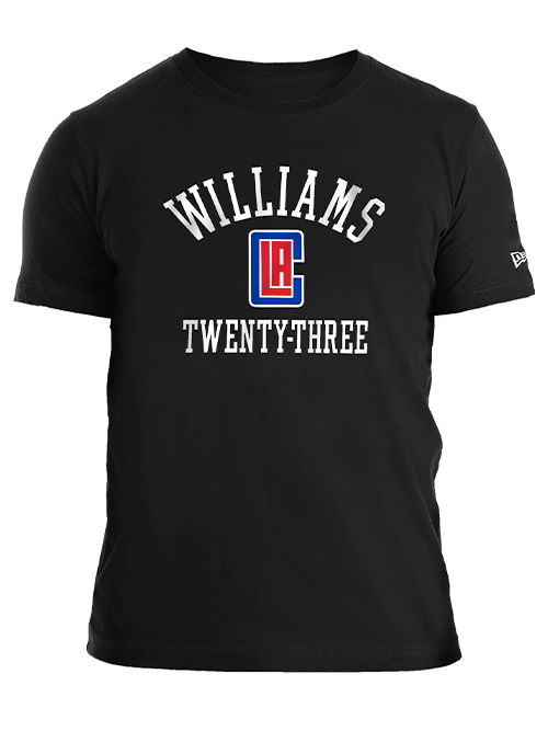 LA Clippers Lou Williams Jersey Number T-Shirt