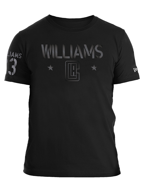 LA Clippers Lou Williams Gloss Military T-Shirt