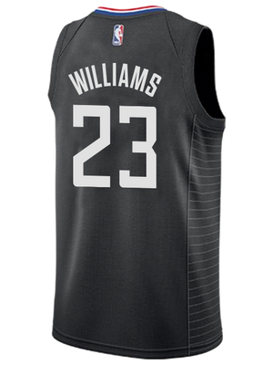 LA Clippers Lou Williams Statement Swingman Jersey