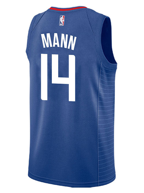 LA Clippers Terance Mann Icon Swingman Jersey