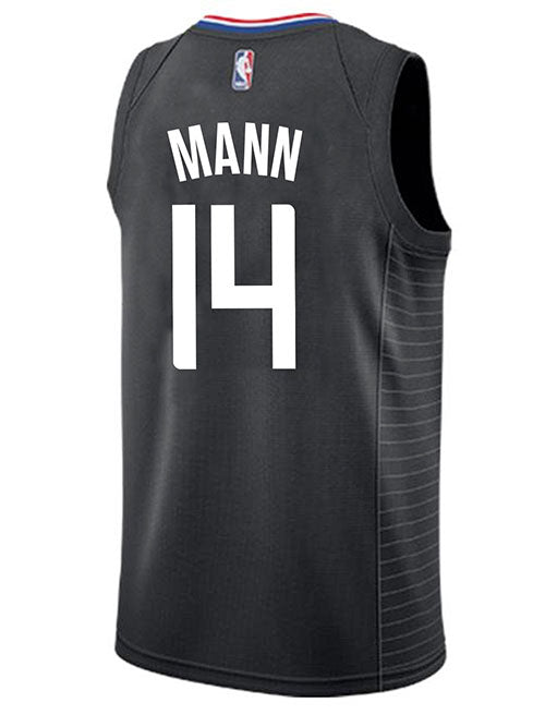 LA Clippers Terance Mann Statement Swingman Jersey