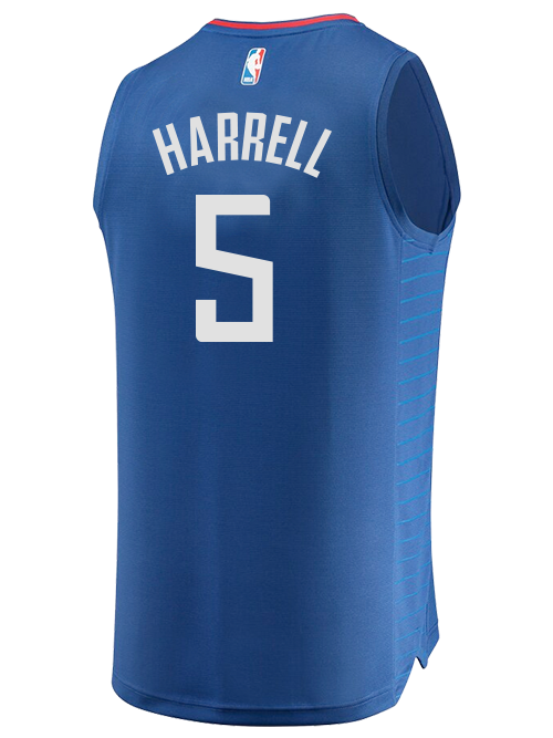 LA Clippers Youth Montrezl Harrell Icon Replica Jersey