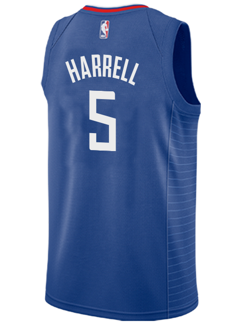 LA Clippers Montrezl Harrell Icon Swingman Jersey