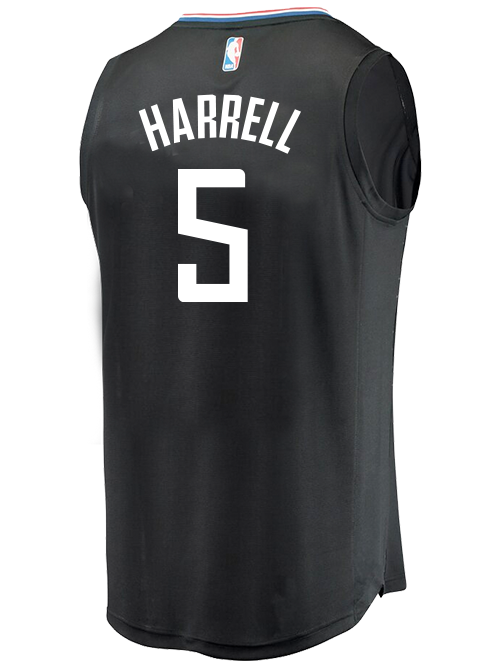 LA Clippers Montrezl Harrell Statement Replica Jersey