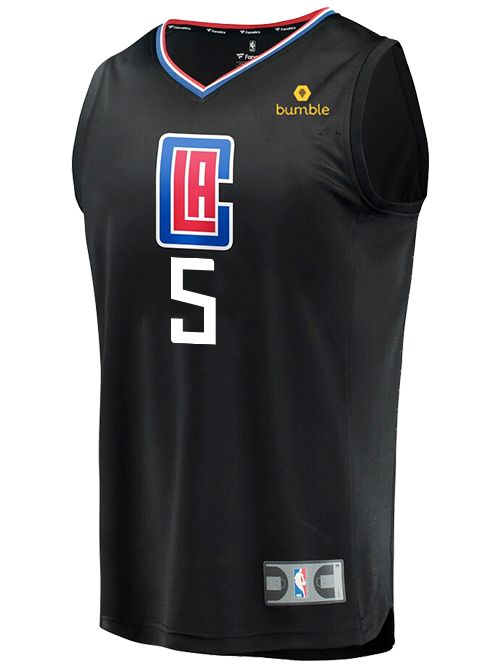 LA Clippers Youth Montrezl Harrell Statement Replica Jersey