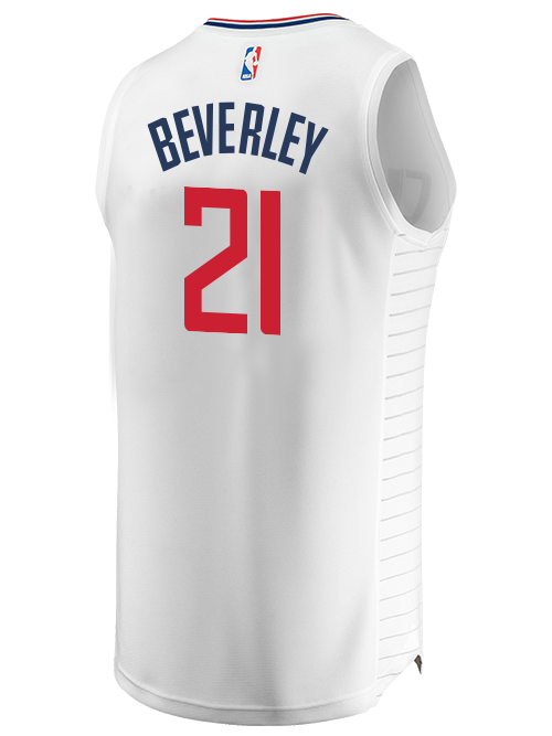 LA Clippers Youth Patrick Beverley Association Replica Jersey