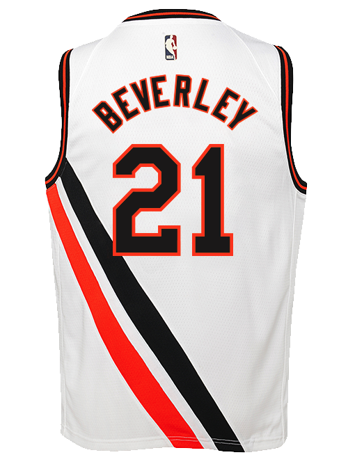 LA Clippers Classic Edition Buffalo Braves Youth Patrick Beverley Swingman Jersey