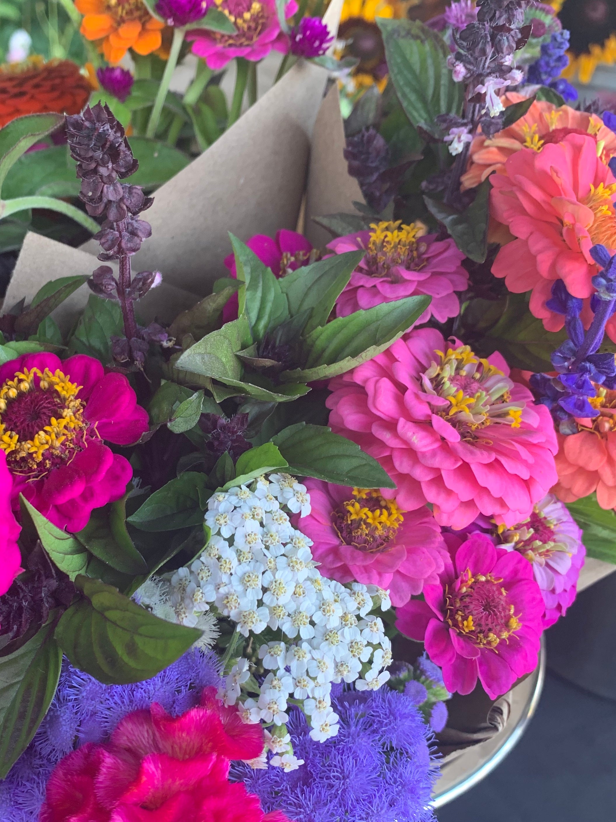 Farm to Vase Bouquet Delivery - Grand Bend