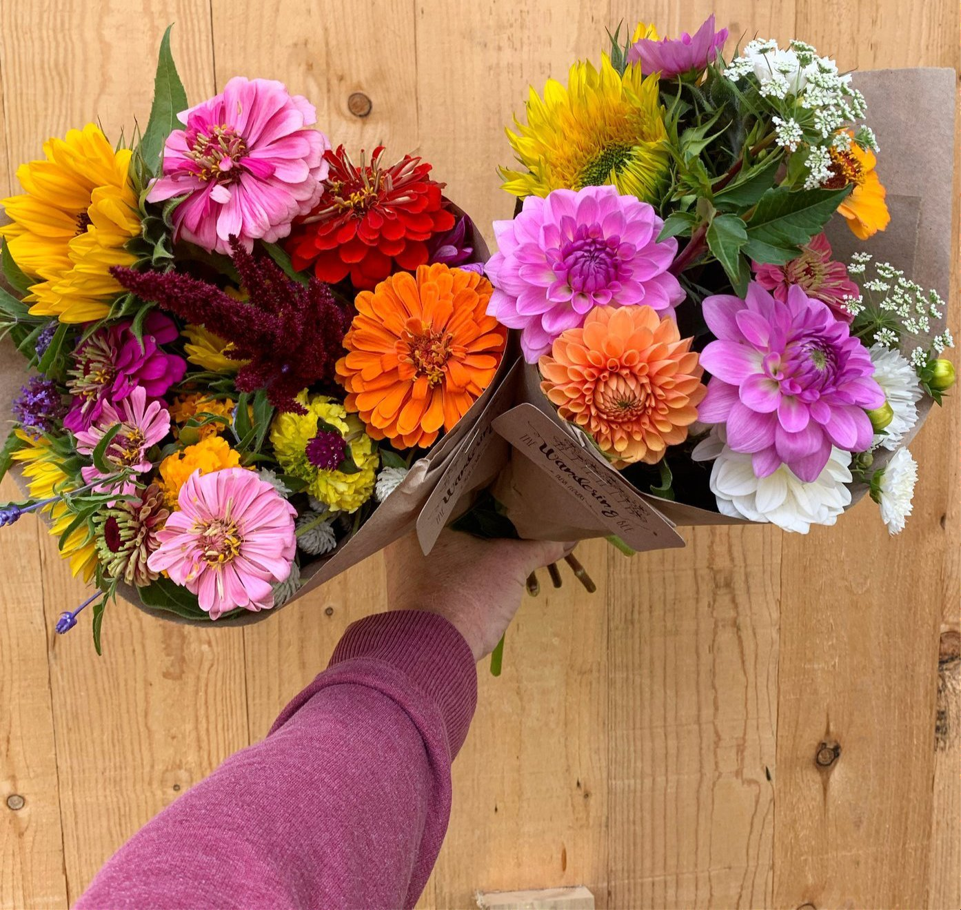 Locally Grown Flower Subscription - (Full Subscription)