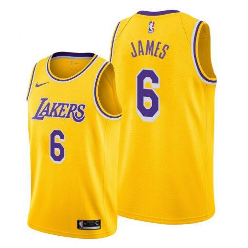 lebron james lakers jersey 6 online