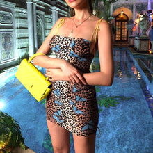 Load image into Gallery viewer, Leopard Empress Dress - 82 Ave