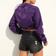Load image into Gallery viewer, Cropped Coach Jacket - 82 Ave