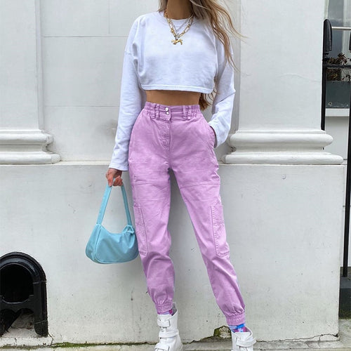 Bad Barbie Cargo Pants - 82 Ave