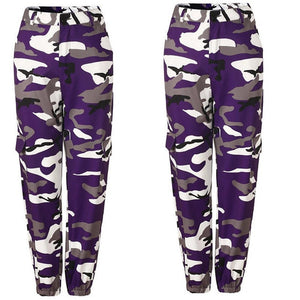 Camo Obsession Joggers - 82 Ave