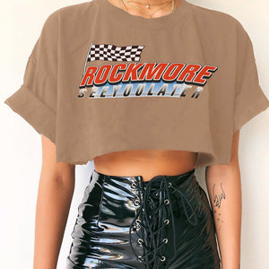 Sand Dune Crop Top - 82 Ave