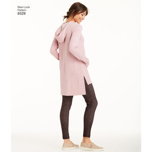Kaava New Look 6529 - Tunika - Nainen - Casual | Kuva 1