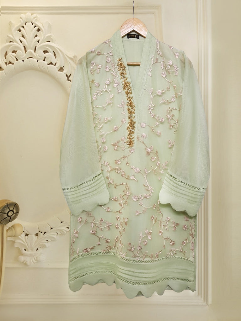 PURE FRENCH NET SHIRT S100420