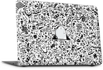 Death to Clubs Laptop Skin