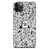 Death to Clubs iPhone Skin