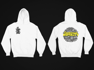 Nuit Blanche Edition - Scarborough Royalty Hoodie