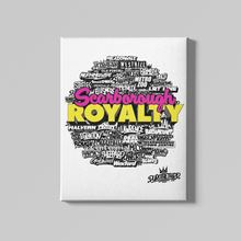 Load image into Gallery viewer, Scarborough Royalty Gallery Canvas