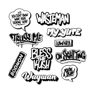 Toronto Slang Ultimate Sticker Pack